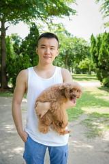 20160624-148 (RuMax 2010) Tags: 20160624 寵物寫真 cocha 紅貴賓 攝影推薦 寵物拍照 rumax