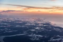 Andros (Pan Cogito) Tags: andros thebahamas swamps sunset flight