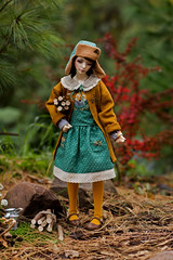 Fall (Luthigern) Tags: bjd dollmore zaoll luv outfit morigirl mori girl