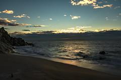 Arenys de Mar (EugenioJB) Tags: arenysdemar platja playa exposicion esposicion estrellas rio rayos tormenta otoo star nightphotography nuves cielo cielos lightpainting night noche nocturna contraluz nocturnas sol fotografa amanecer agua amarillo heaven largaexposicion largaesposicion larga longexposure luz mar