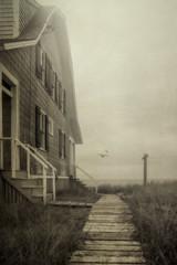 Cape Retreat (SLEEC Photos/Suzanne) Tags: house cottage vintage seascape coastal capecod