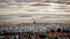 Clermont-Ferrand. (Jrme Cousin) Tags: clermont ferrand clermontferrand nikon d700 tamron 2470 28 ville city paysage