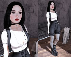 W2W#460 (Aninha Dexler | Blogger) Tags: glam affair pacagaia tediore be bemacarthur little bones blog fashion moda what2wear momento