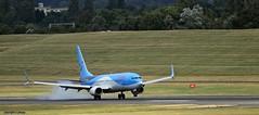 Thomson G-FDZE  J78A0620 (M0JRA) Tags: birmingham airport bhx egbb planes thomson gfdze aircraft flying jets