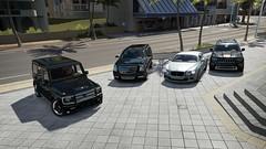 Escort (nikitin92) Tags: game screenshots vidoegame escort car pc forzahorizon3 cadillac escalade esv bentley continental gt speed mercedesbenz g65 amg jeep grand cherokee srt racing