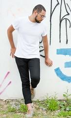 _CLE9102-Editar (Cleison Silva) Tags: boy modelo barba oculos indie azul sopaulo barueri urbano art retrato