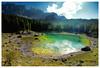 Dolomites VII (::YS::) Tags: yann savalle yasa yannsavalle alpha700 sony dolomites dolomiten landscape mountain montagne lac lake carezza