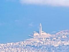 CASABLANCA HASAN II MOSK - AIR VISION (Honevo) Tags: hasanii mosk casablanca morocco marruecos air view