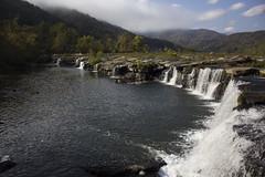 Sandstone Falls (DFChurch) Tags: newriver water wv westvirginia sandstone falls waterfall mountain