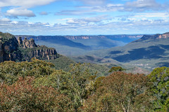 View from Scenic World, Blue Mountains (stephenk1977) Tags: australia newsouthwales nsw katoomba bluemountains view sceniscender scenic cableway vista