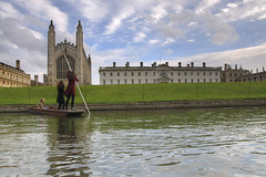 College (Tony Shertila) Tags: 20161024125828 cambridge castleward england gbr geo:lat=5220462168 geo:lon=011404485 geotagged unitedkingdom europe britain cambridshire river rivercam college church chapel architecture building weather day clouds cloudy outdoor sky riverbank reflection water