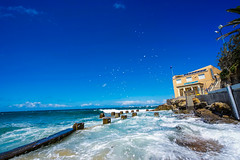 DSC01629 (Damir Govorcin Photography) Tags: surf coogee beach lifesaving club ocean clouds sky waves zeiss 1635mm sony a7ii