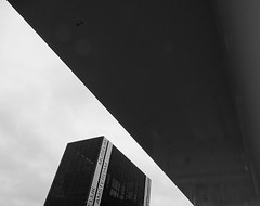 Shapes, Stedelijk Museum (Miranda Ruiter) Tags: amsterdam museumplein shapes blackandwhite photography architecture design minimalism