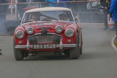 Austin Healey 3000 (foto.pro) Tags: rac rally austin healey classic car time trial oswestry rednal