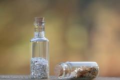 Bottled up (melike erkan) Tags: stilllife sparkle bokeh dof glitter tabletop