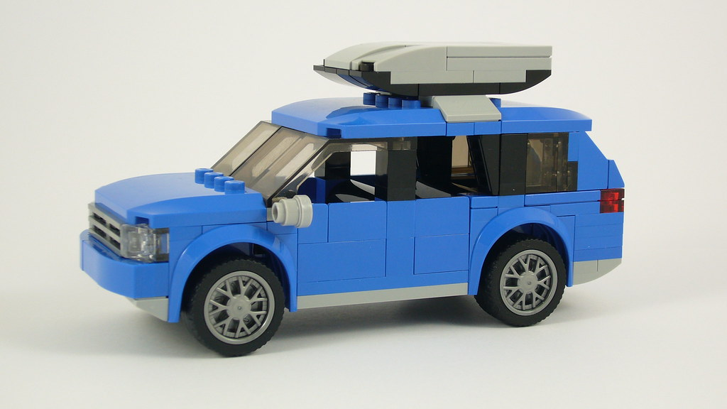 The World S Best Photos Of Lego And Suv Flickr Hive Mind