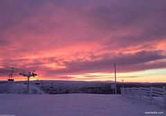 "Kaunispää in November (13) | Saariselkä • <a style=""font-size:0.8em;"" href=""http://www.flickr.com/photos/45797007@N05/30857020646/"" target=""_blank"">View on Flickr</a>"