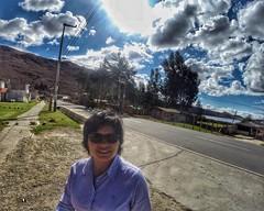 Las nubes o el lado Titicaca, no importa, aqu estamos en #Huamachuco# #MiTierra #Per  (Bea GuZor) Tags: puno mitierra per