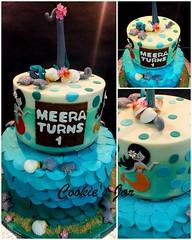 mermaid (virsingh77) Tags: girl cookiesjar cake mermaid sea kids