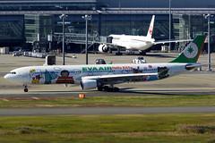 B-16333 Airbus A330-302X EVA  HND (Jetstar31) Tags: b16333 airbus a330302x eva hnd