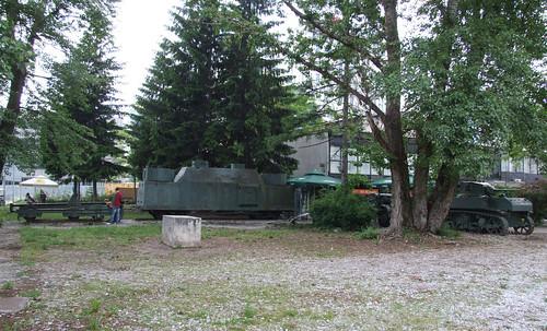 Military equipment, 27.05.2012.