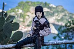 in Taormina (lukoshka) Tags: abjd bjd dollshe doll foto