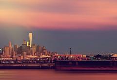 Freedom Tower (-Simulacrum-) Tags: freedomtower manhattan newyork landcsape usa nikon nikond5300