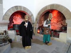 Konya - Mevlana Turbesi, museum, dining room reconstruction (3) (damiandude) Tags: rumi dervish sufi