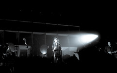 PJ Harvey @ Victoria Warehouse 03.11.16 (eskayfoto (aka Nomis.)) Tags: panasonic lumix lx3 gig music concert live band stage tour performer musician pjharvey manchester victoria warehouse victoriawarehouse lightroom monochrome mono bw blackandwhite p1630162editlr p1630162