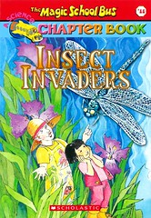 Insect Invaders (Vernon Barford School Library) Tags: 9780439314312 annecapeci johnspeirs anne capeci john speirs joannacole joanna cole magicschoolbus sciencechapterbooks magic school bus vernon barford library libraries new recent book books read reading reads junior high middle vernonbarford fiction fictional novel novels paperback paperbacks softcover softcovers covers cover bookcover bookcovers readinglevel grade4 rl4 reader readers readingmaterials readingmaterial 11 eleven 11th eleventh insects bugs quick quickread quickreads qr