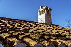 Spain - Malaga - Ronda (Marcial Bernabeu) Tags: marcial bernabeu bernabu spain espaa andalucia andaluca andalusia mlaga malaga ronda tile tiles roof chimney andalusian tejado teja tejas chimenea andaluz andaluza