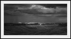 sun and rain (Andrew C Wallace) Tags: sun rain weather storm bluedrumcreek nsw australia ir infrared olympusomdem5 microfourthirds m43 panorama telephoto landscape