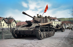 Vienna, 1945 (klimbims) Tags: vienna 1945 ww2 wwii redarmy