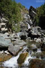 Cascate di Lillaz, Val di Cogne (Stef.Spadac) Tags: parco nazionale gran paradiso valle cogne cascate lillaz