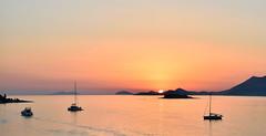 Sweet Croatia (Sizun Eye) Tags: croatia summer sunset boats adriatic adriatique adriatyk sea mer morze chorwacja croatie coastline coast islands iles rivage sun coucherdusoleil nikond750 tamron2470mmf28 sizuneye
