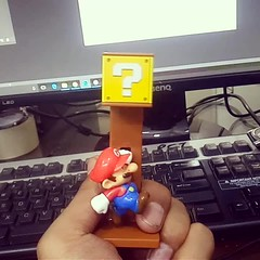 Jump for the Golden Star.. 😛👑♈?? #pankajpandey4d #phonephotography #nintendo #Mario #power #toy #toons #collection #McDonalds #happymeal #smile #sujju #mushroom #small #restuarant #fastfood #supermariobros #supermario #jump #s (pankajdimension4) Tags: collection mario restuarant smile toons phonephotography nintendo happymeal toy power fastfood jump supermario star small sujju pankajpandey4d golden supermariobros mcdonalds mushroom