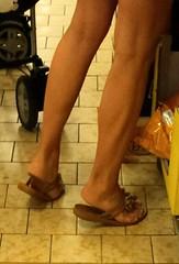 Street feet (299) (I Love Feet & Shoes) Tags: street sexy feet stockings pie shoes highheels sandals tights lingerie heels ps huf hoof bas pieds mules pantyhose schuhe casco piedi meias medias scarpe sandalias chaussures sapatos sandlias zapatillas sandalen  sandales  sabot sandali  strmpfe    calcanhares  fse