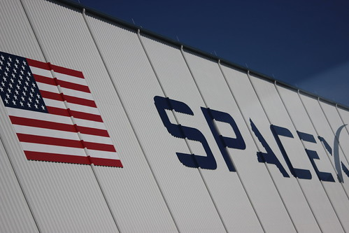 SpaceX by ST33VO, on Flickr