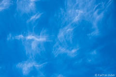 Summer Sky #2 - 7037 (www.karltonhuberphotography.com) Tags: sky abstract texture clouds soft pretty dancing patterns details lookingup lazy southerncalifornia santaana wispy drifting 2015 summersky onlysky santaanacalifornia nikkor28300mm karltonhuber nikond750