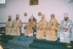 075. Consecration of the Dormition Cathedral. September 8, 2000 / Освящение Успенского собора. 8 сентября 2000 г