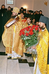 090. Consecration of the Dormition Cathedral. September 8, 2000 / Освящение Успенского собора. 8 сентября 2000 г