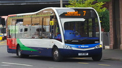 Stagecoach Inverness Optare Solo EV 48902 (YJ15 AWF) (LiamVolvoCitybus F127PHM) Tags: uk scotland united kingdom ev solo sr stagecoach inverness optare 48902