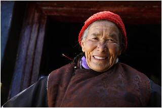 India Travel Photography Takthok Festival Sakti near Leh