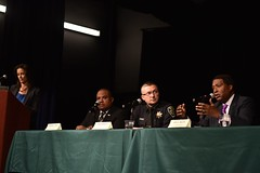 Forum on 21st Century policing & building trust with the community in #oakland #oakmtg #opd #police #oaklandpolice (Steve Rhodes) Tags: oakland police oaklandpolice opd oakmtg