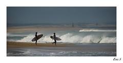 Surf on the beach (1DSens33) Tags: ocean beach goofy surf board tube sable wave competition hossegor quicksilver backside roxy grab vague plage frontside planche shortboard regular ocan seignosse capbreton glisse wsl quicksilverprofrance2015