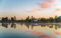 lake Zajarki (041) - sunrise (Vlado Ferenčić) Tags: lakes lakezajarki zaprešić zajarki croatia hrvatska nikond600 nikkor2485284 sunrise vladoferencic vladimirferencic