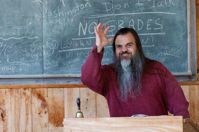 Any Questions? Asks Professor Alexander