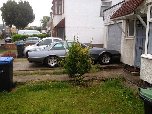 1984 Ferrari 400i Automatic V12