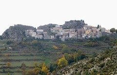village d'Ascros (b.four) Tags: village alpesmaritimes paese ruby3 ascros hautestéron