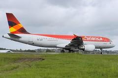 PR-AVP Avianca Brasil Airbus A320-200 - cn 4891